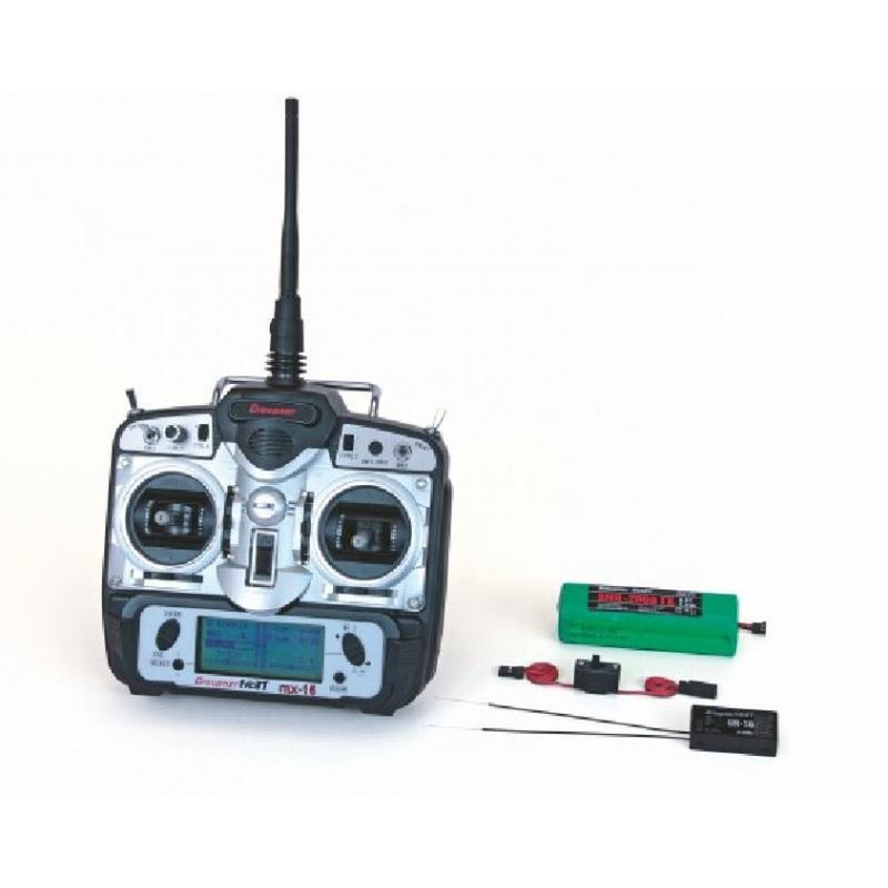 Graupner-MX-16-HoTT-4755-Computersystem-Fernsteuerung