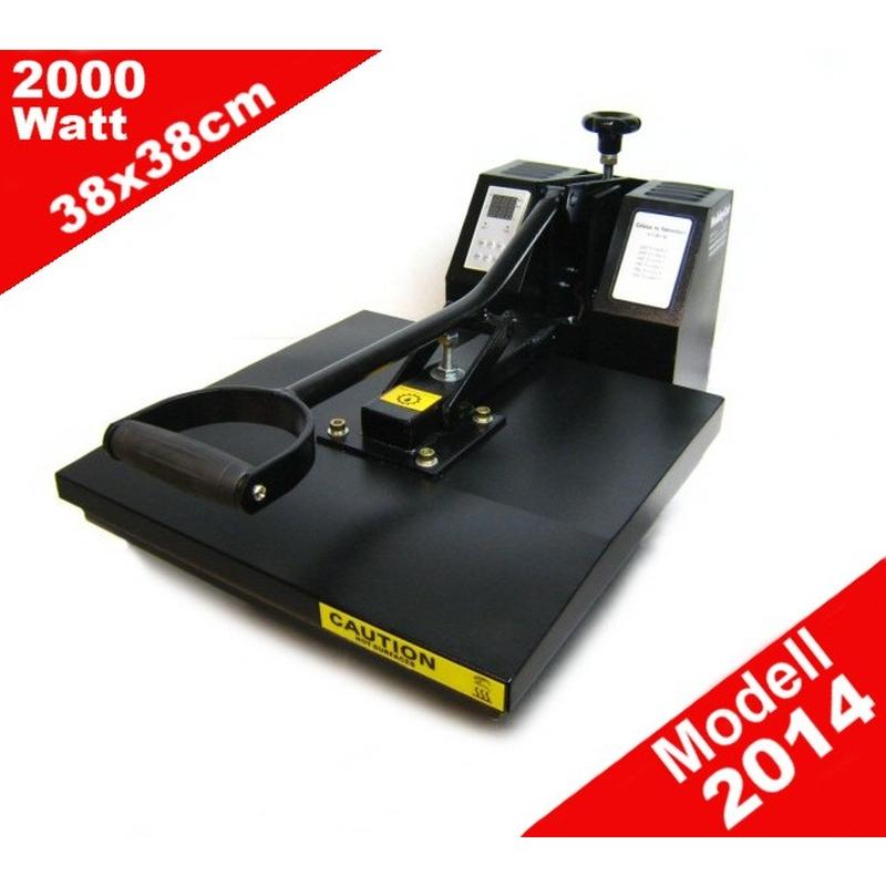 HobbyCut-A1-Transferpresse-38cm-x-38cm-Textilpresse-2000-Watt
