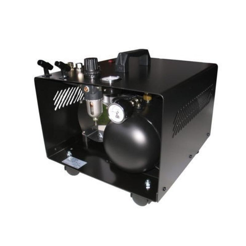 saturn a60 mit gro em kessel airbrush kompressor. Black Bedroom Furniture Sets. Home Design Ideas