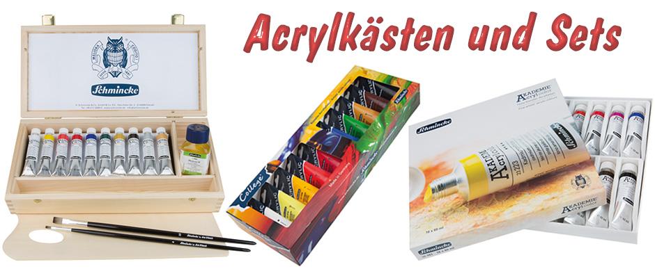 Acryllkästen