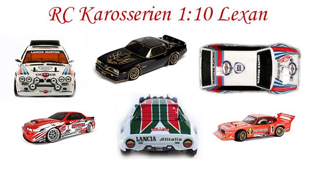RC-Karossen