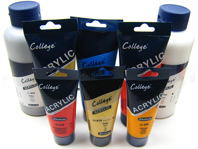 College Acryl