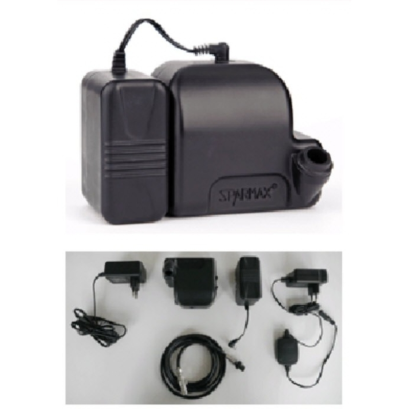 sparmax dc 25xt airbrush akku kompressor. Black Bedroom Furniture Sets. Home Design Ideas